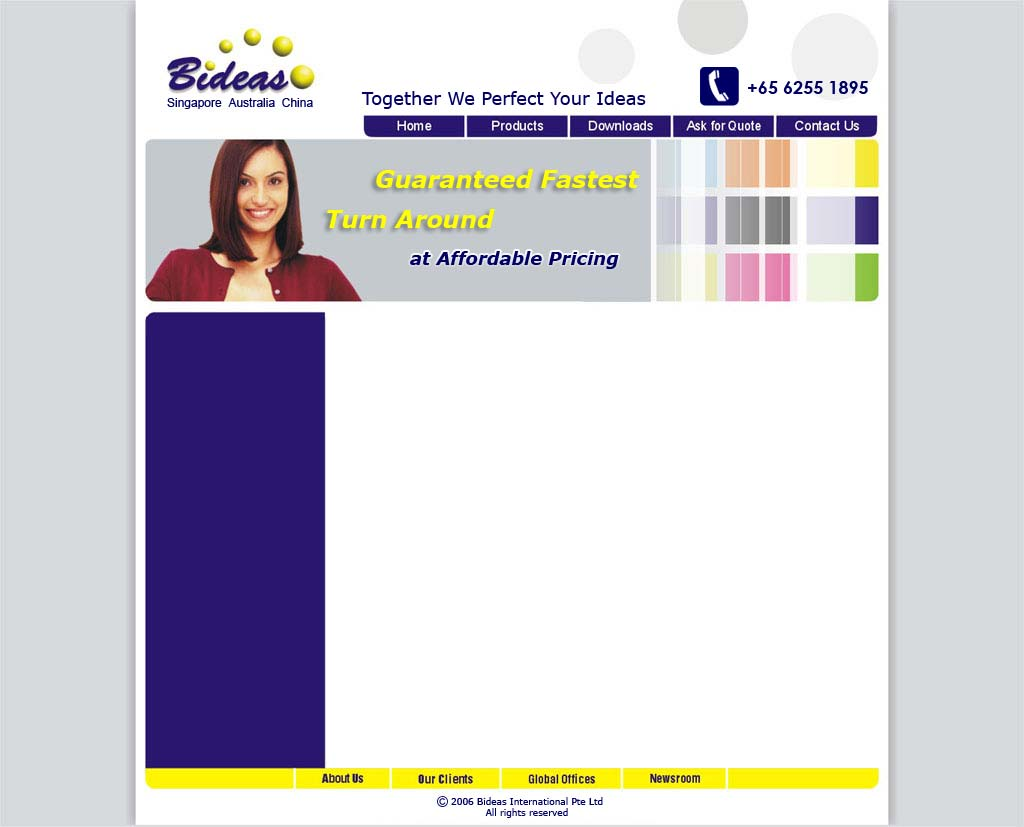 Bideas Design Print Singapore Designing Color Printing Of Brochures Postcards Catalogs And Stationery